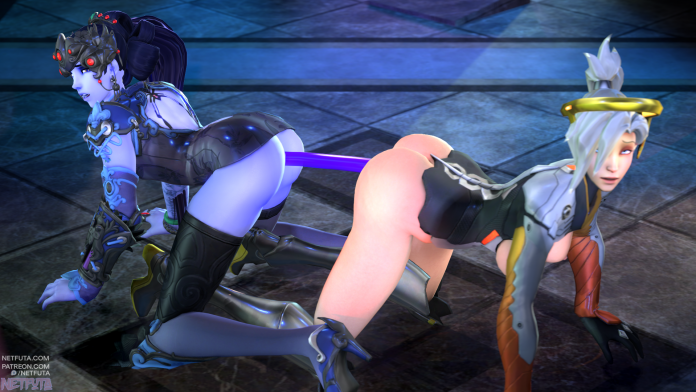 Dildos are meant to be shared says the Overwatch team